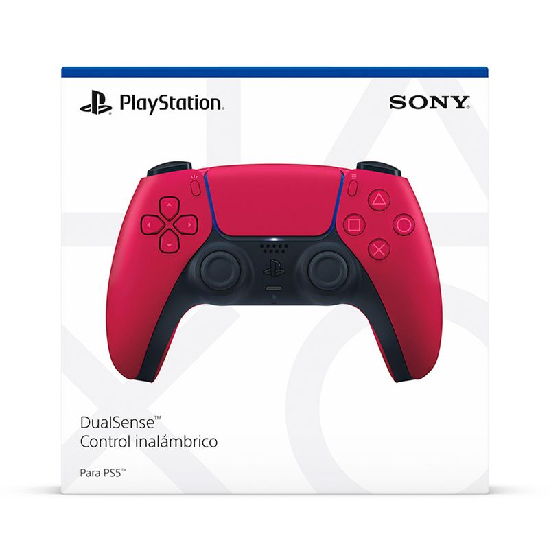 PS5-Dual-Sense-CosmicRed-5